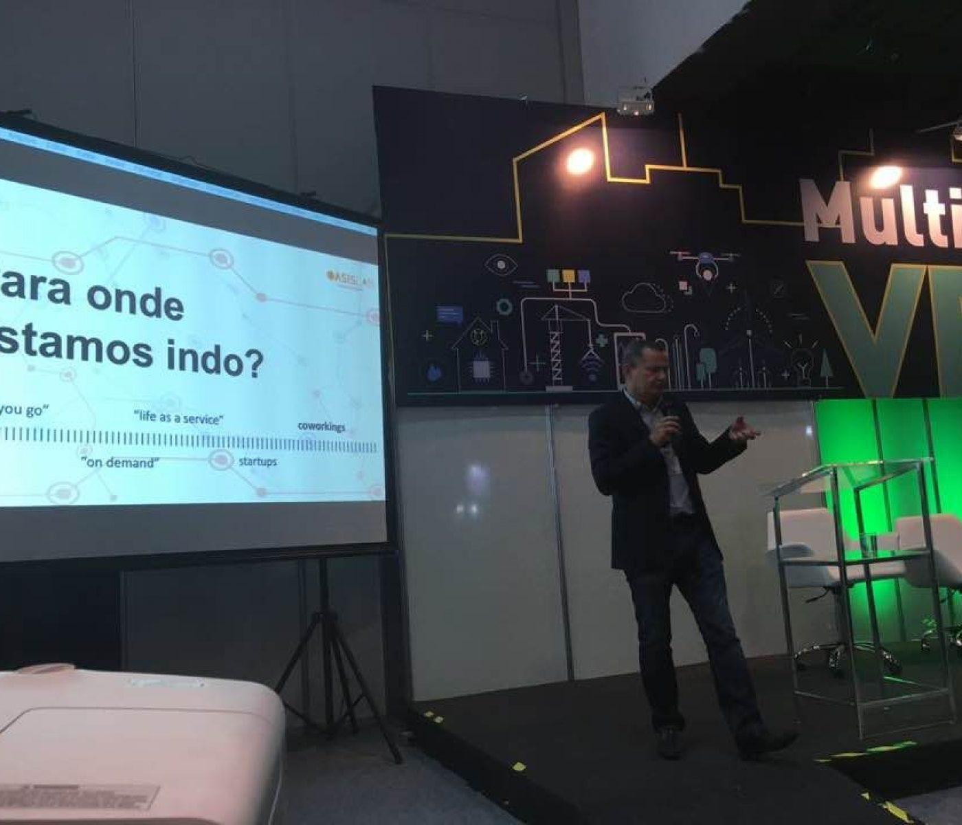 WORKSHOP LOJA 4.0 E CASES DAS STARTUPS DE IOT (INTERNET DAS COISAS) DO VAREJO BRASILEIRO – IOT LATIM AMERICA