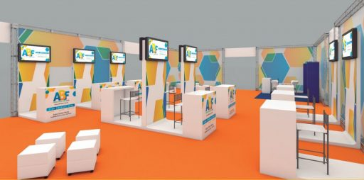 Startups de varejo marcam presença na ABF Franchising Expo