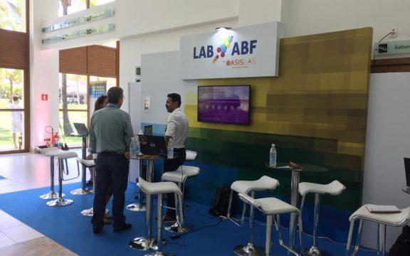 OasisLab participa da Convenção ABF do Franchising