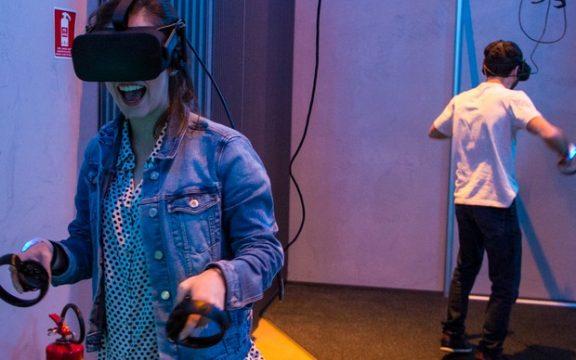 Realidade virtual: startup brasileira prevê 7 parques temáticos até o fim de 2019