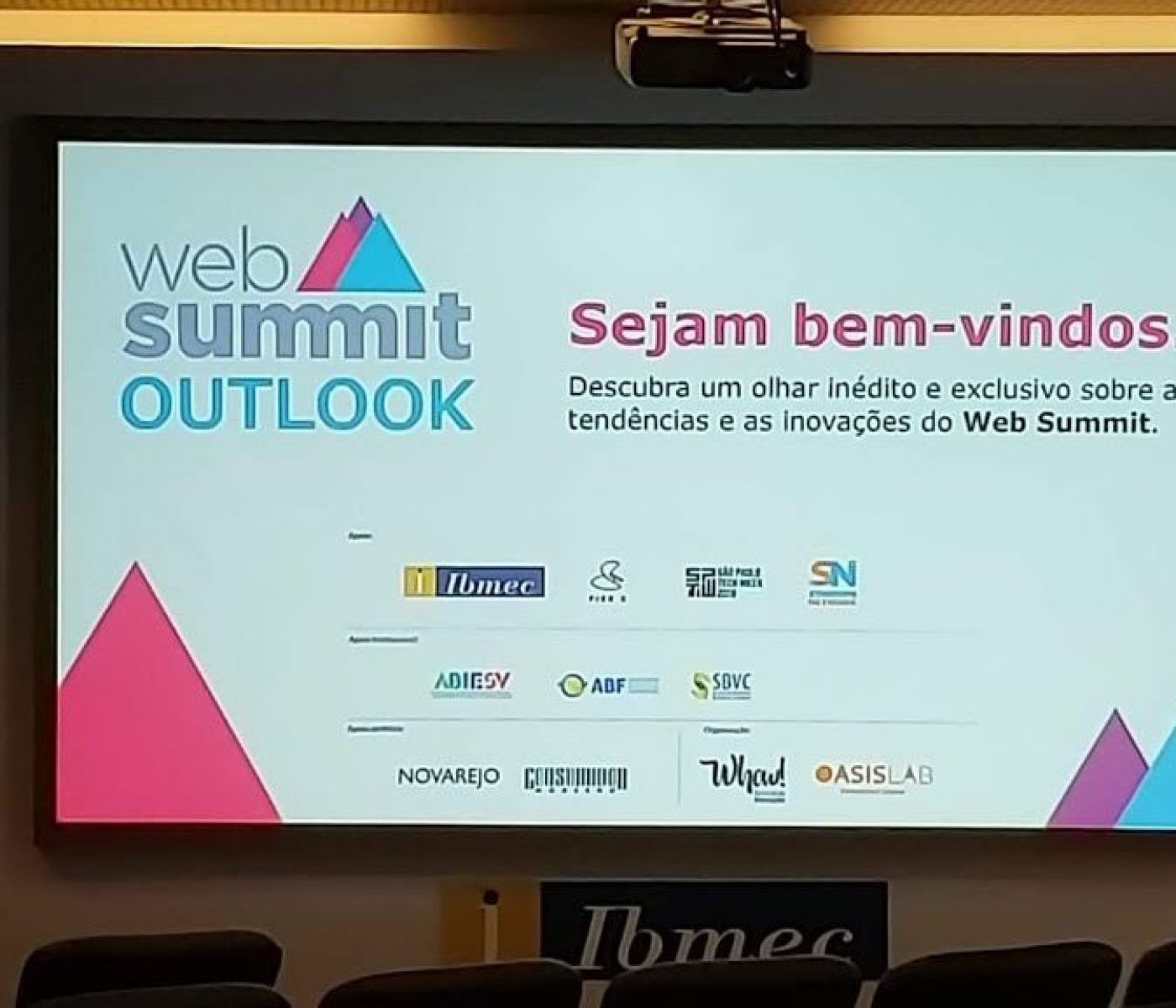 Web Summit Outlook