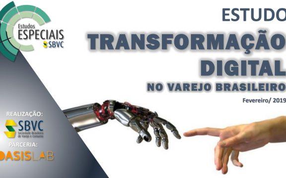 Estudo Transformação Digital no Varejo Brasileiro