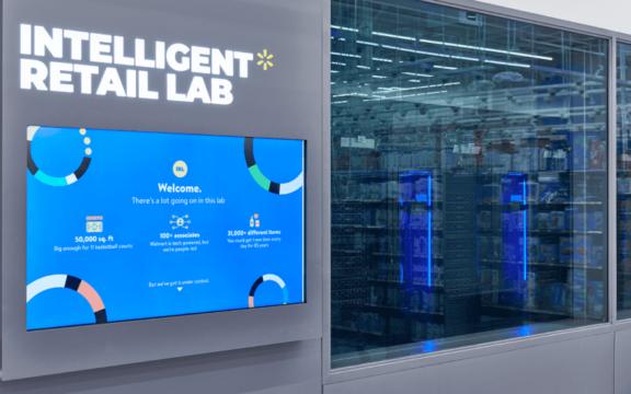 Walmart inaugura loja inteligente em Nova York
