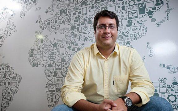 """""""Empreendedor brasileiro pensa pequeno"""", diz fundador da maior startup do País"""