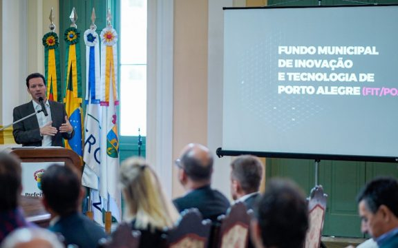 Porto Alegre: R$ 20 milhões para fundo de inovação