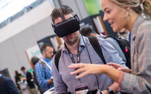 NRF 2020 destaca tecnologias conectadas ao ser humano