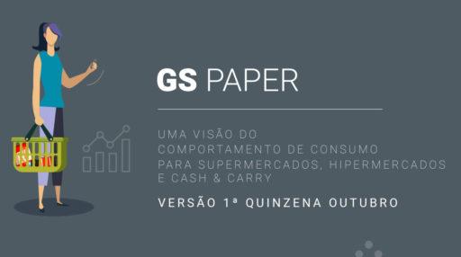 Estudo GS Paper 1ª quinzena de Outubro