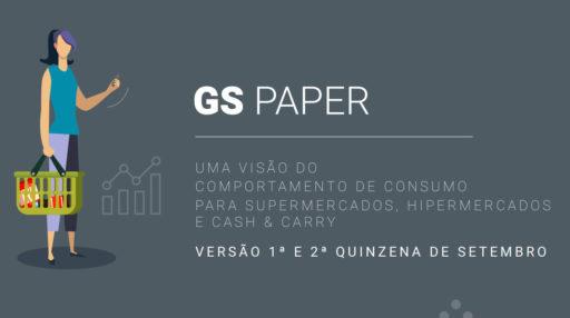 Estudo GS Paper 1ª e 2ª quinzena de Setembro