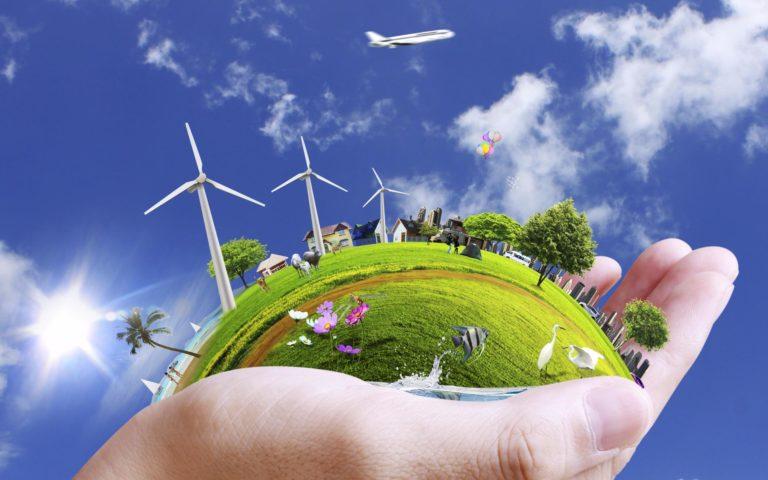 A guerra por um planeta mais sustentável