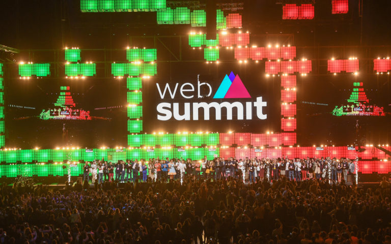 Websummit: big reset