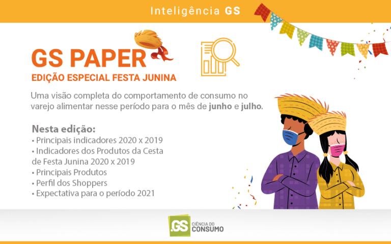 Estudo GS Paper Especial Festa Junina