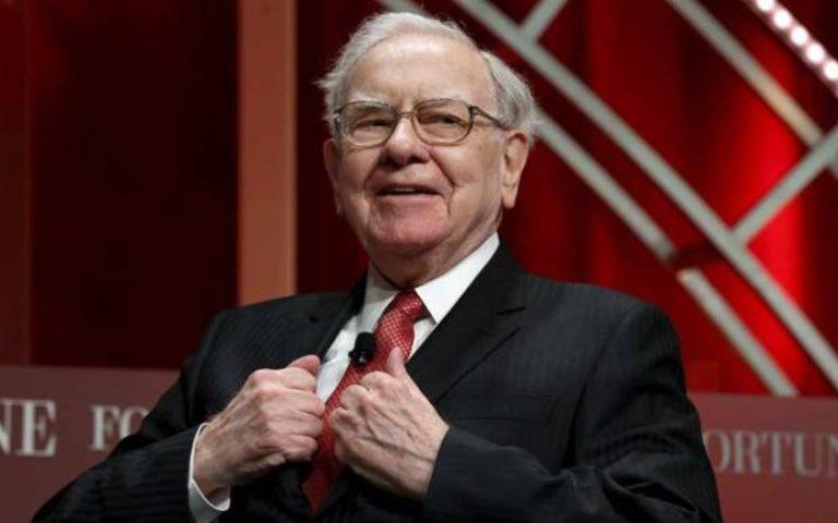 Warren Buffett agora busca respostas nas startups